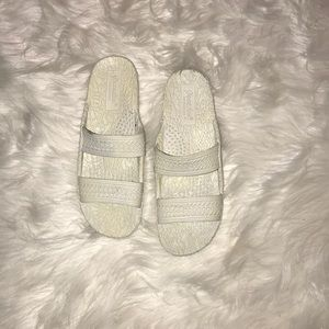 Grandco Jandals Sandals White